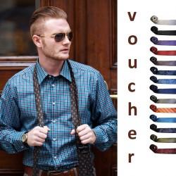 1 kravata VOUCHER