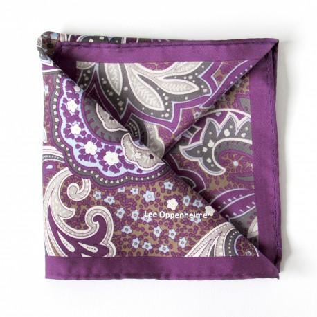 Lee Oppenheimer Handkerchief No. 9