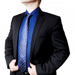 Lee Oppenheimer Krawatte No. 8