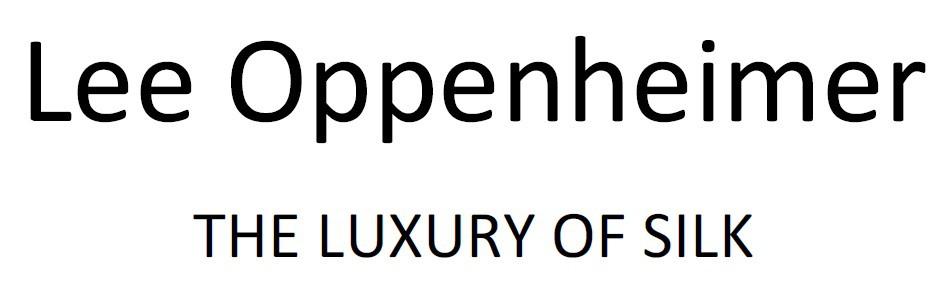 Lee Oppenheimer